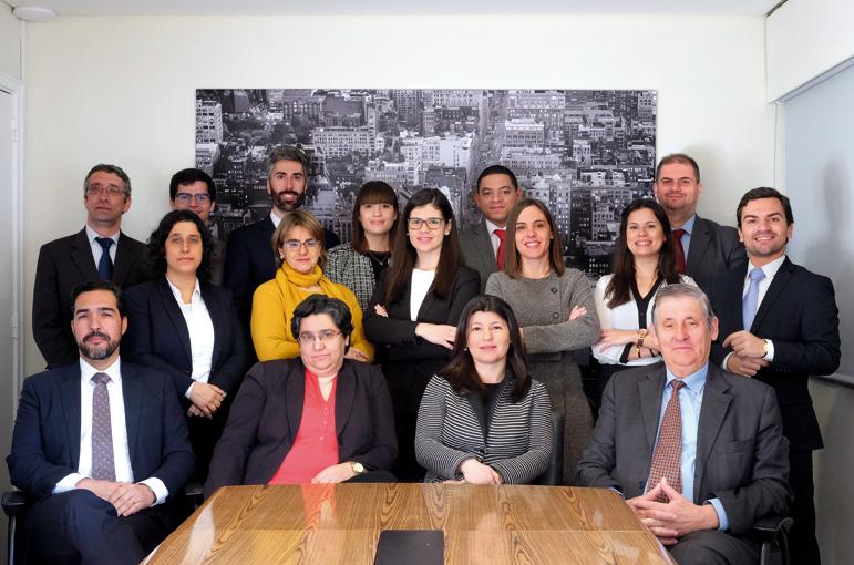 Fotografia da Sociedade de Advogados